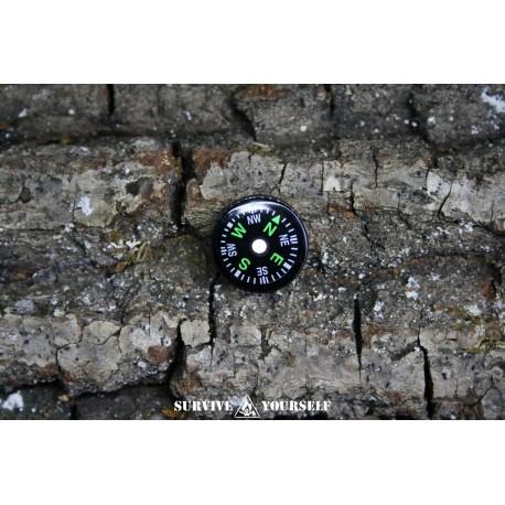 Mini-Kompass fürs EDC / Survival-Kit