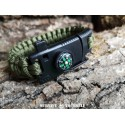 "Survival-Armband ""Hand-Backup"""
