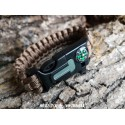 "Survival-Armband ""Hand-Backup 2"""