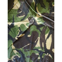 British Shelter Sheet - Tarp / Basha DPM(Neu)