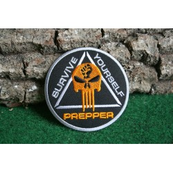 "SY Prepper Patch ""Prepper"""
