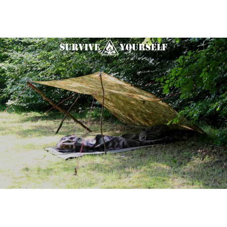 British Shelter Sheet - Tarp