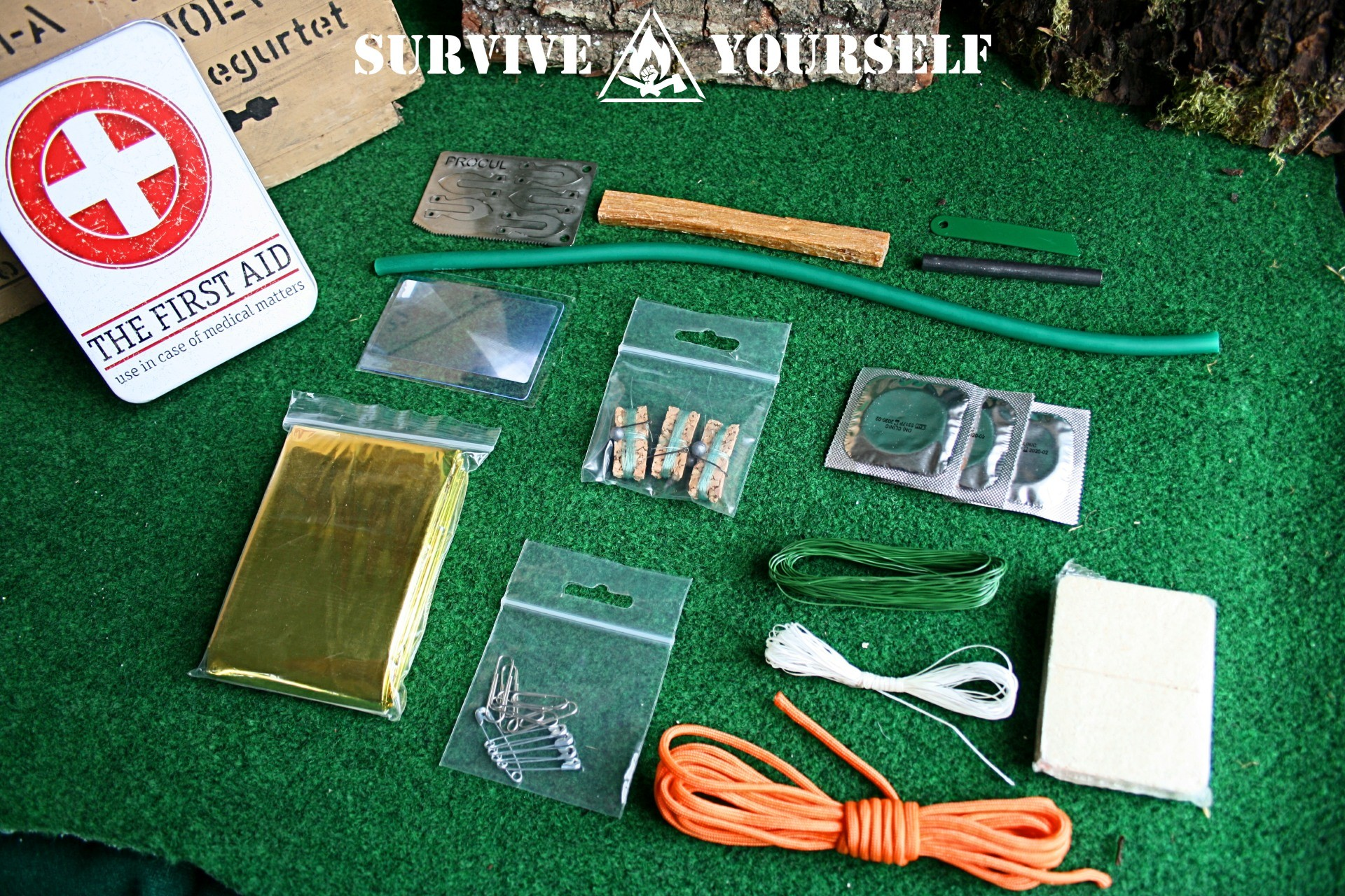 Survival-Kits